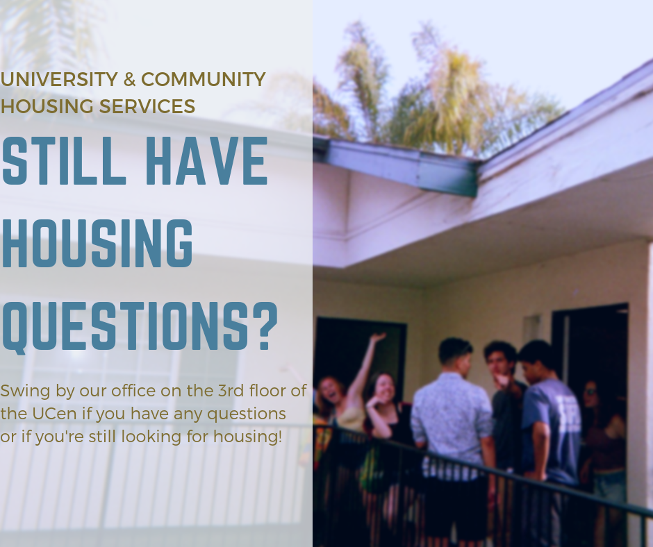 Rental Search: UCSB University & Community Housing Services